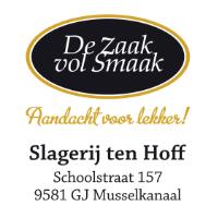 Slagerij Ten Hoff Musselkanaal